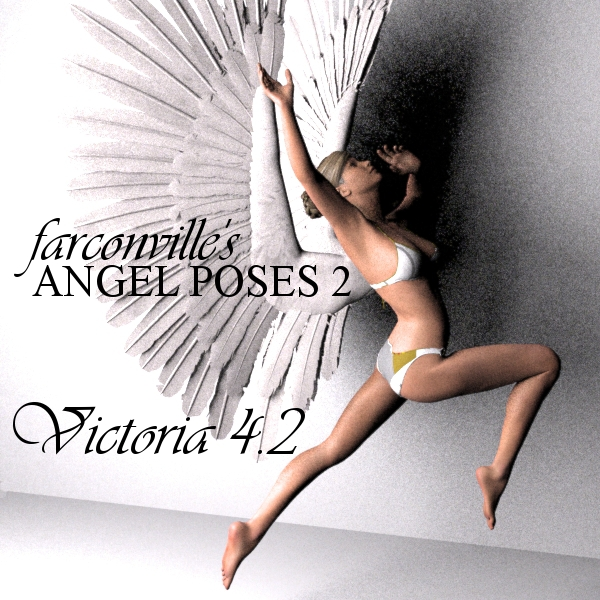 Farconville's Angel Poses 2 for Victoria 4.2