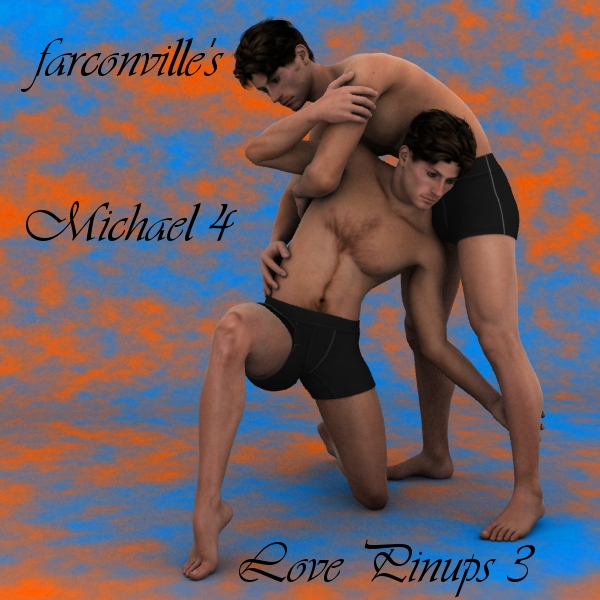 Farconville`s Love Pinups 3 for M4M4