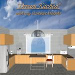 Dream Kitchen for V4