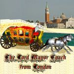 Lord Mayor Coach from London