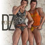DZ UnderGear Model Poses