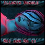 Forbidden Illuminations MK I & II BUNDLE!!