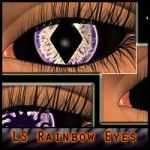 LS Rainbow Eyes