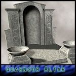 The Altar of Quaengor