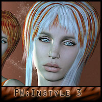Forbidden: For Instyle Hair 3