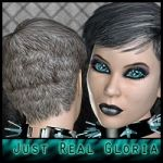 Just Real: For Short Gloria Hair
