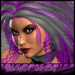 Deadly Kirke: For Kirke Hair