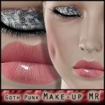 Just Goth Punk: Makeup resource for V4