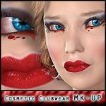 Cosmetic Clubwear: V4 Make-up Resource