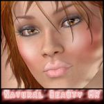 Natural Beauty: V4 Make-up Resource