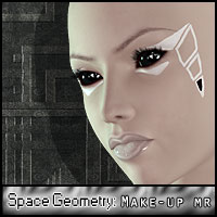 Space Geometry: Make-up Resource