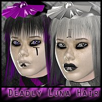 Deadly: For Luna Hair