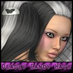 Deadly Candy: For Candy Hair