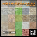 Moe's Mixed Materials Volume 1