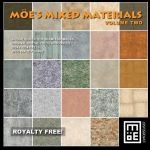 Moe's Mixed Materials Volume 2