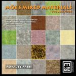 Moe's Mixed Materials Volume 4