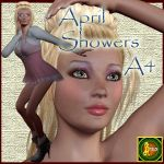 April Showers for A4