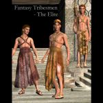 Fantasy Tribesmen - The Elite