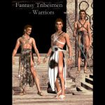 Fantasy Tribesmen - Warriors