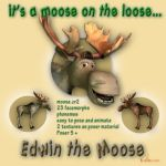 Edwin the Moose
