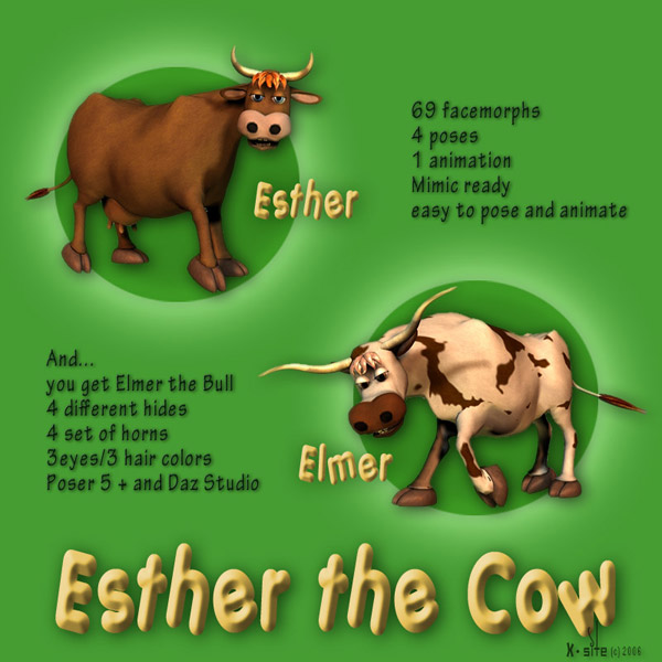 Esther the Cow