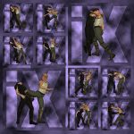 Ixdon: D3 Street Fight Poses 2