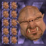 Ixdon: Troll Expression Faces