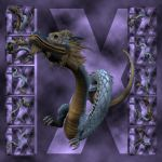 Ixdon: Eastern Dragon Poses 2