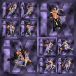 Ixdon: G2M Comic Action Poses 2