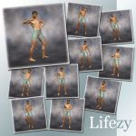 Lifezy: Poses of James, Koji 3