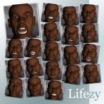 Lifezy: 80 Expressions of Kelvin G2