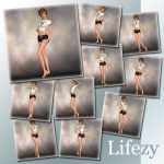 Lifezy: Laroo Poses 1