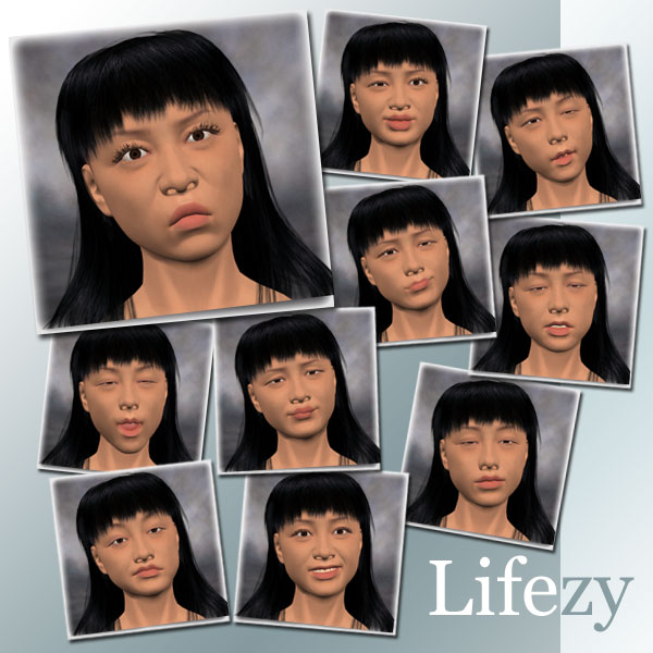 Lifezy: Miki Expressions