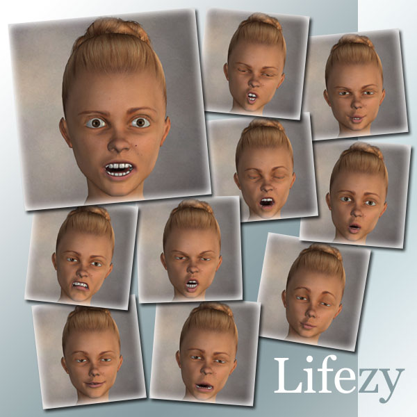 Lifezy: Kate Expressions