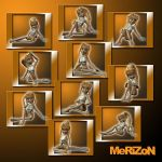 MRZ: Koshini 2 Poses 4