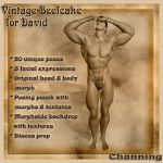 !Channing's Vintage Beefcake for David