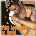 !Channing's Wrist Accessories for David