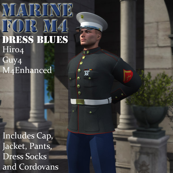 Channing's Marine for M4 One