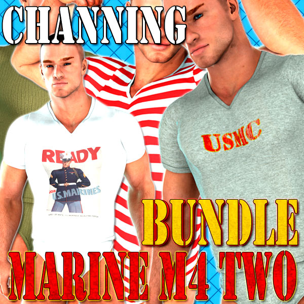 Marine for M4 Two Texture XPansion