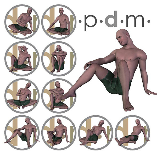 Pdm: Poses 4 for AMax