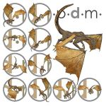 Pdm: Millennium Dragon Poses 2