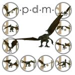 Pdm: Wyvern2 Poses 1