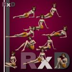 RxD: Staci Poses 3