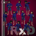 RxD: Kids Poses 1