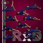 RxD: Kids Poses 4