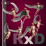 RxD: SP3 Flying Poses