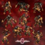 Teris: Troll Poses 2