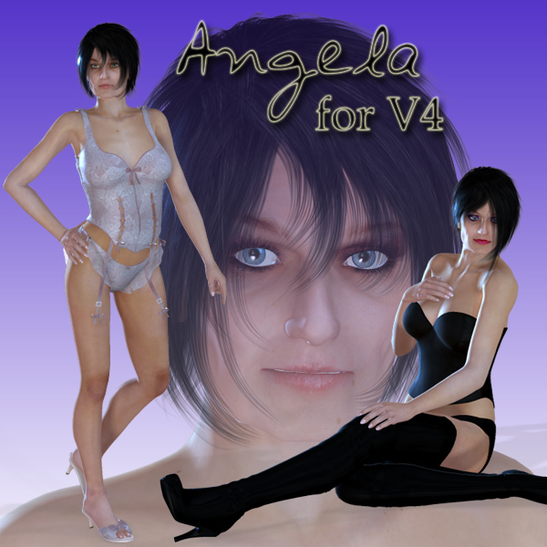 Angela for V4