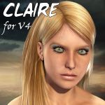 Claire for V4