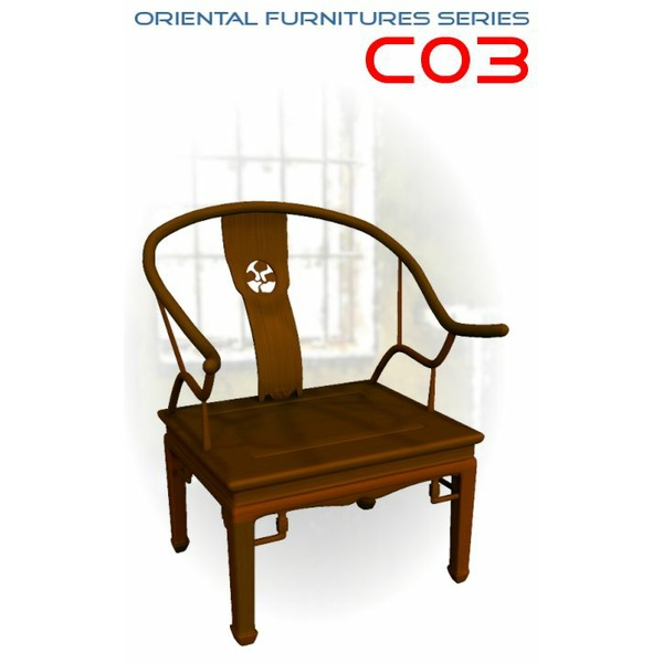 Oriental Furniture Series: C03